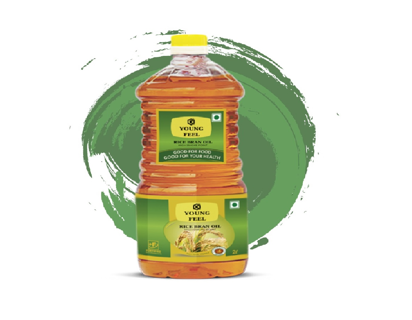 YOUNG FEEL 2L (RICE BRAN OIL)