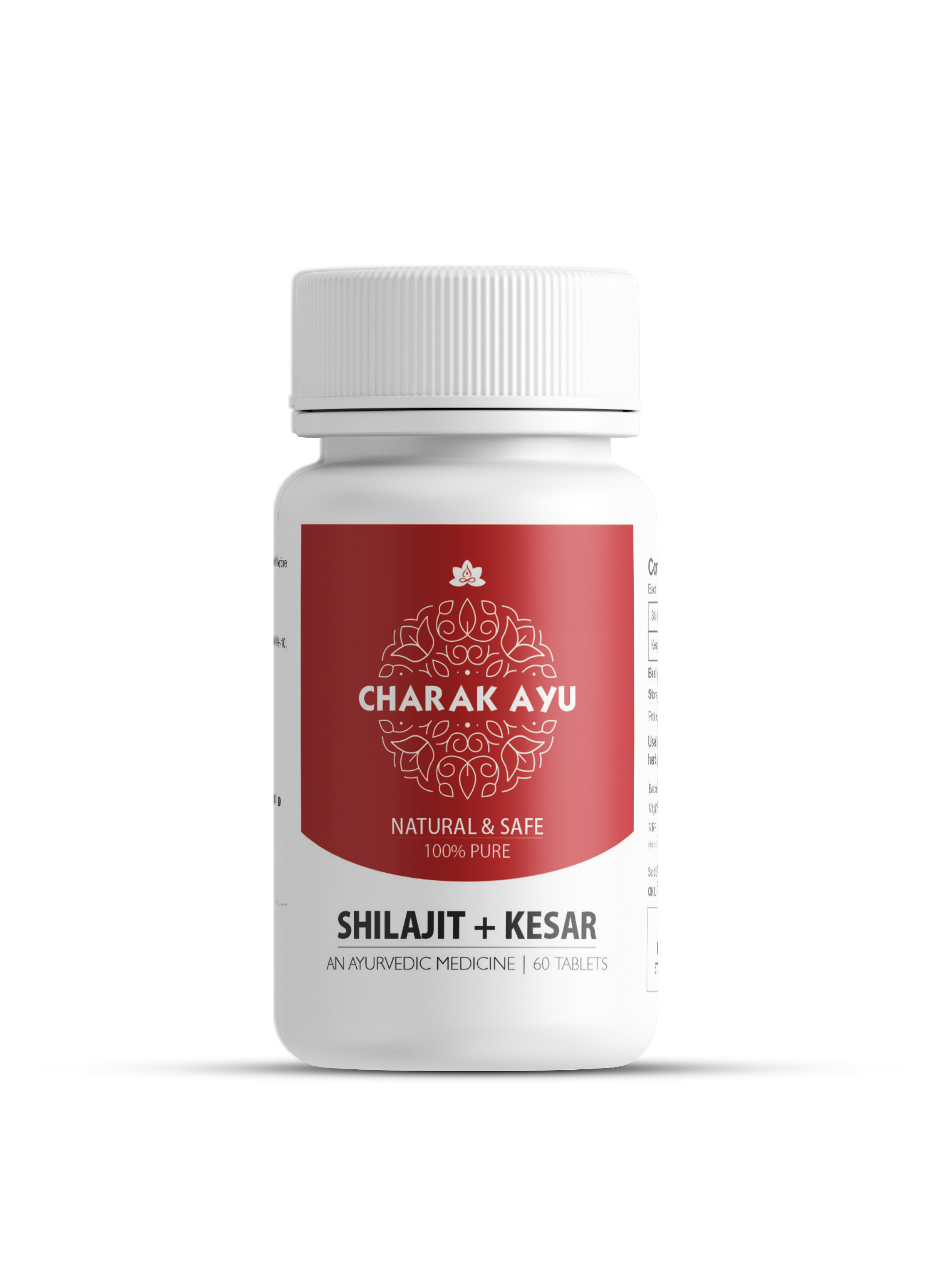 SHILAJIT+KESAR